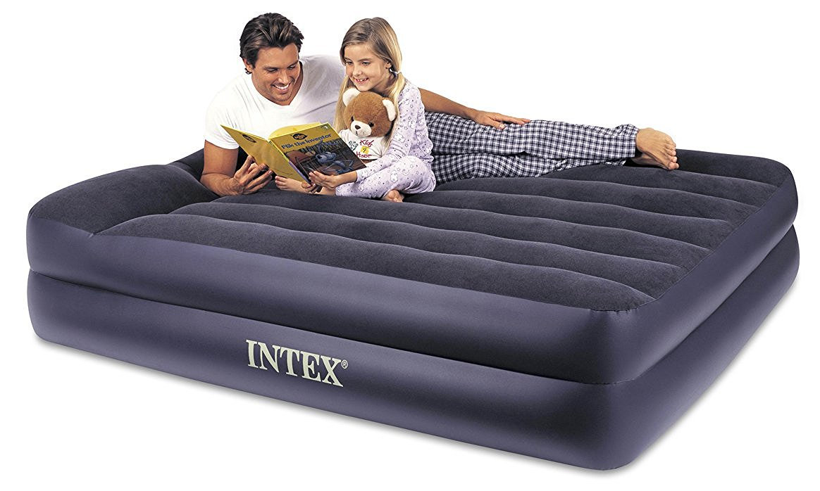 Intex air mattress review