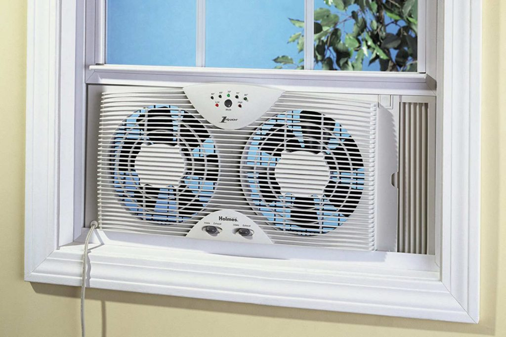 most powerful window fan