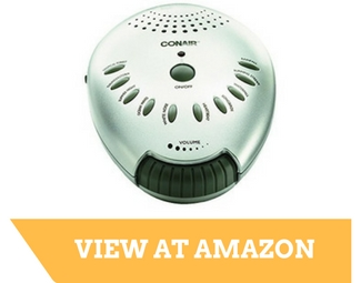 best white noise machine to drown out snoring