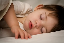 childhood insomnia