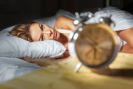 what causes insomnia in women