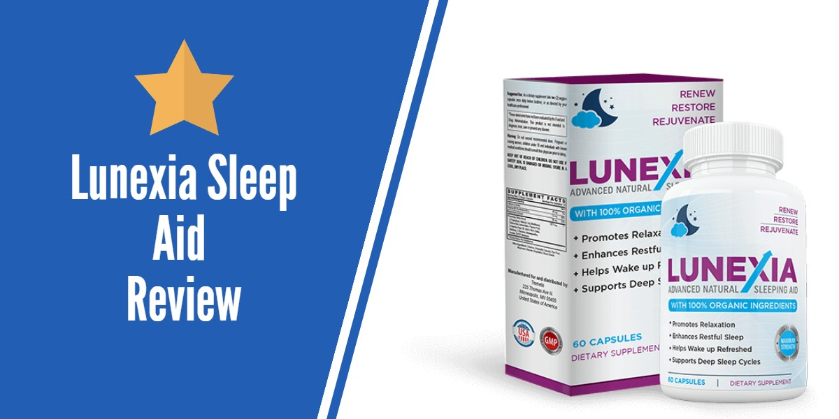 lunexia sleep aid review
