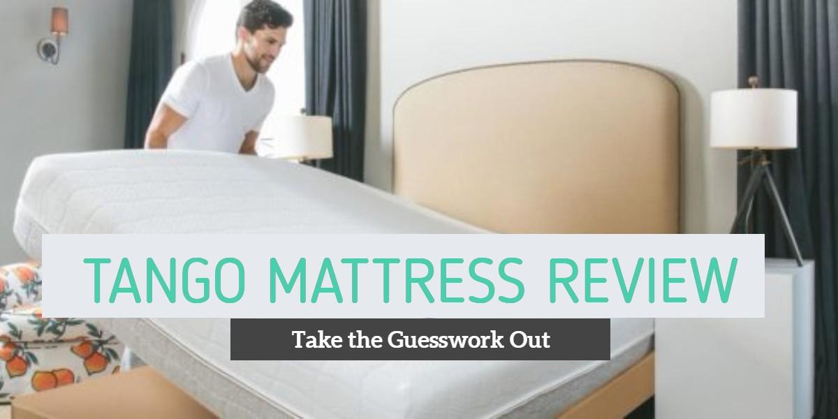 Tango mattress review