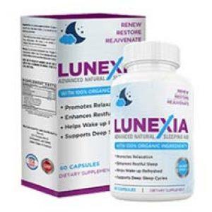 Lunexia review otc sleep aid