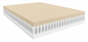 Luma sleep mattress base layer