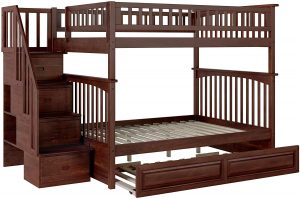 safe bunk bed for toddlers
