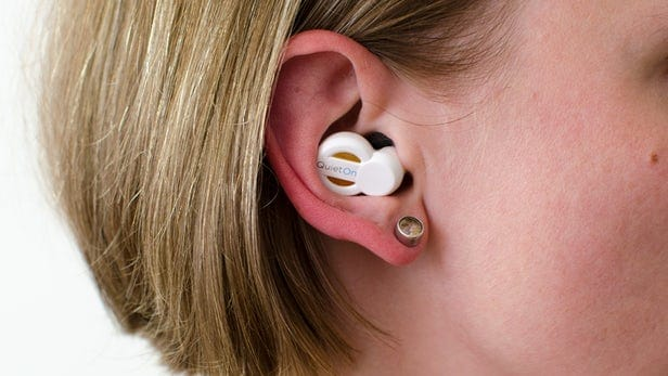 ear plugs to stop snoring noise