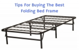 Tips for Buying the Best Folding Bed Frame: A Folding Bed Frame Determines Comfort